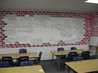 Quote Wall Cambridge Heights Elementary